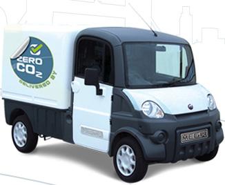 Overzicht Elektrische Bedrijfswagens Transport Olino