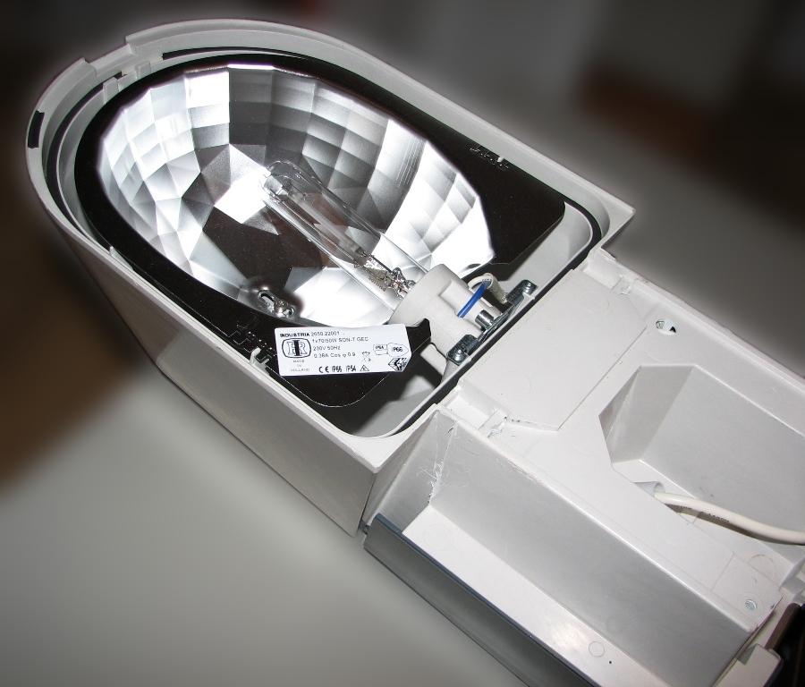 Indal Industria Aurora Straatlamp - Lampen| OliNo
