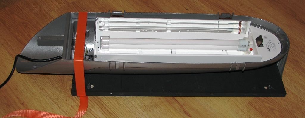 Indal Industria Libra Straatlamp - Lampmetingen| OliNo