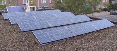 1500 W de paneles solares