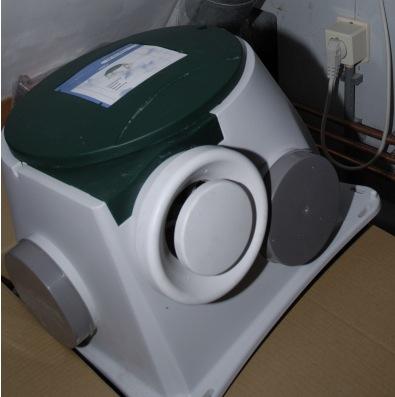 Mechanische afzuiging badkamer