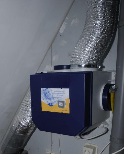 Verwarming en ventilatie - Energiebesparing: OliNo