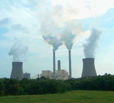 Energie opwekking met een kolencentrale