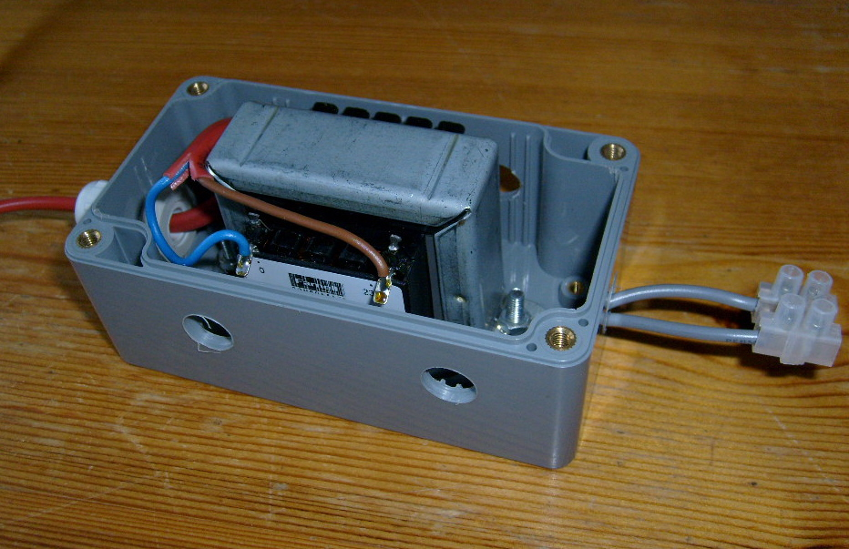 Doorbell where for is transformer the my electrical