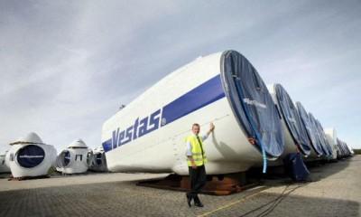 Nieuwe Vestas turbines