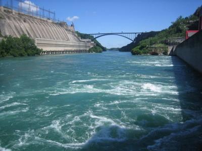 Waterkracht centrale