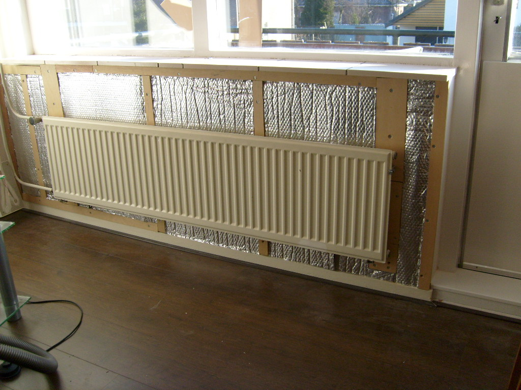 Beperking warmteverlies bij balkon   Energiebesparing| OliNo