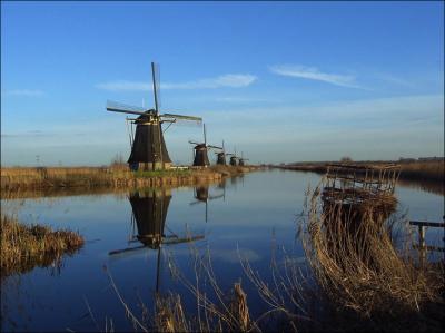 klassieke-windmolens