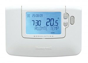 Honeywell Chronotherm Modulation thermostaat