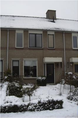 Standaard rijtjes huis uit 1987
