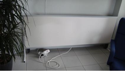 Verwarming met infrarood panelen energiebesparing olino - Plaat bad ...