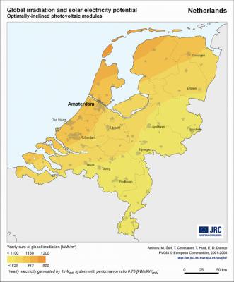 pvgis_solar_optimum_nl