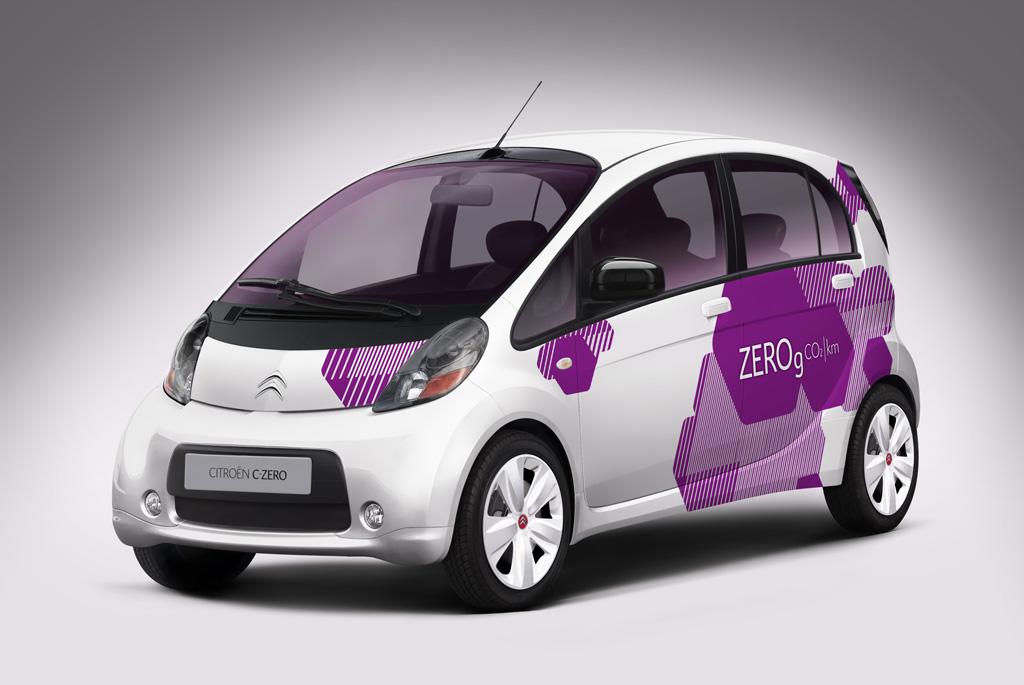 Overzicht Elektrische Personen Auto S Transport Olino
