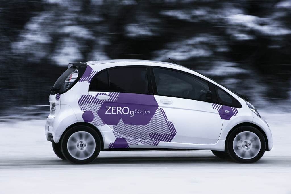 Citroen C Zero Transport Olino