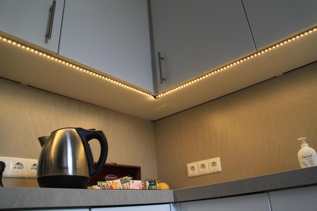 Ledverlichting in keuken - Energiebesparing| OliNo