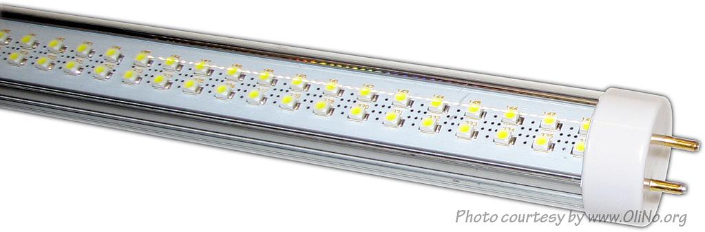 KLV Ledverlichting - KLV-MAT8-151 test