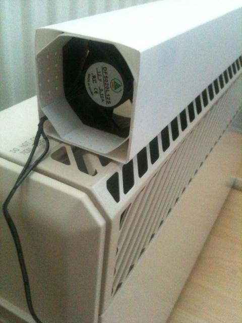enkele plaat radiator