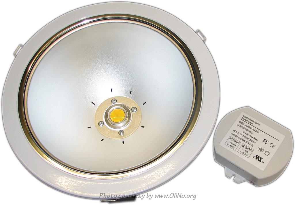 Ledverlichting Soest – LVS C85 Downlighter.   OliNo