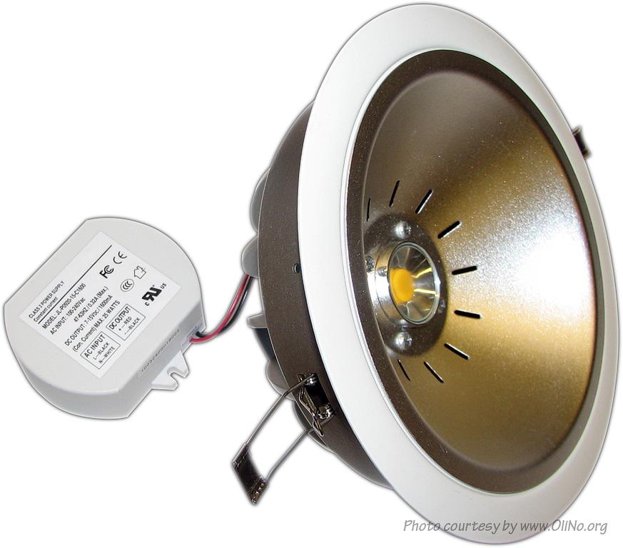 Ledverlichting Soest - LVS C87 Downlighter