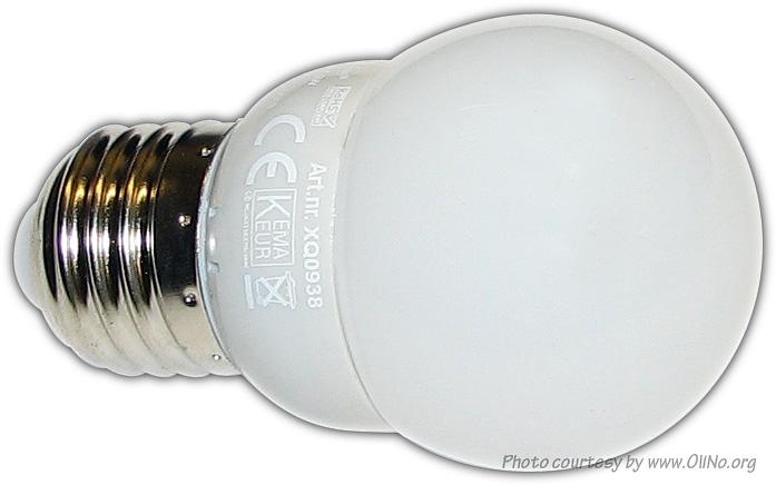 Tevea - Ledlamp 36xLed E27 XQ0938