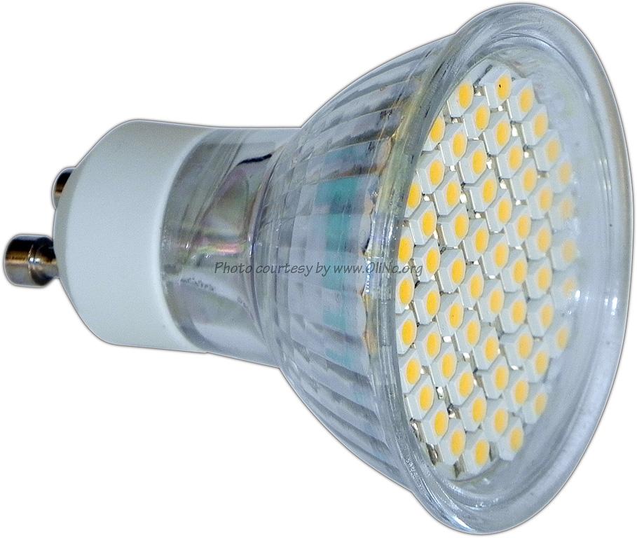 tevea led spotlamp gu10 test lampmetingen olino. Black Bedroom Furniture Sets. Home Design Ideas