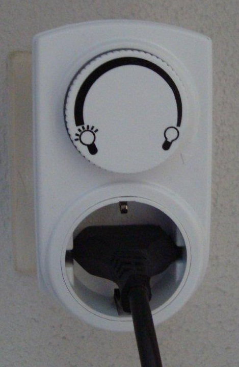 Constanza-lamp met dimbare spaarlamp - Energiebesparing| OliNo