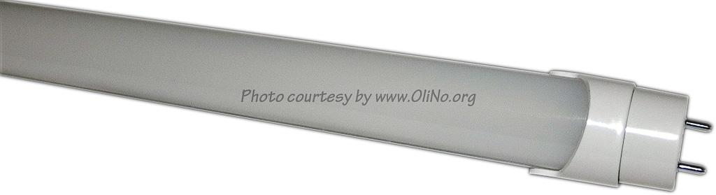 Econe - Led TL 120 cm met opalen kap EC905-840-02-18