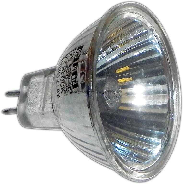 Gamma Halogeenlamp 50w Gu5 3 36g Cool Beam Lampmetingen