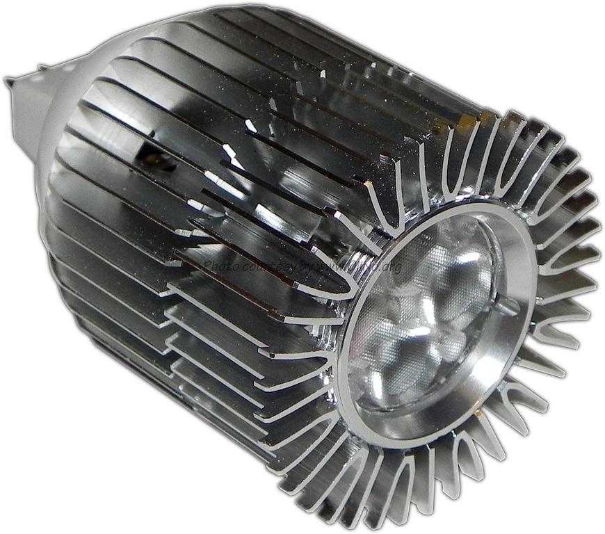 Ledverlichting Soest – LVS E12 MR16 led spot lamp   OliNo