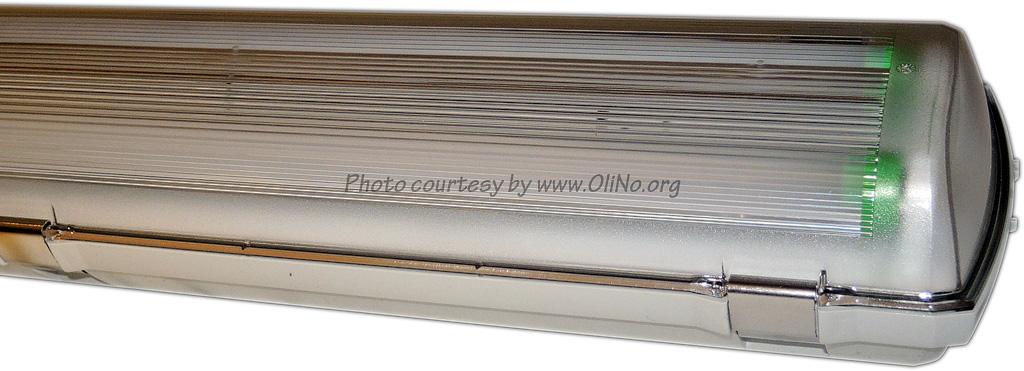 Luminesense - IP66 armatuur dubbel 150cm ledbuis