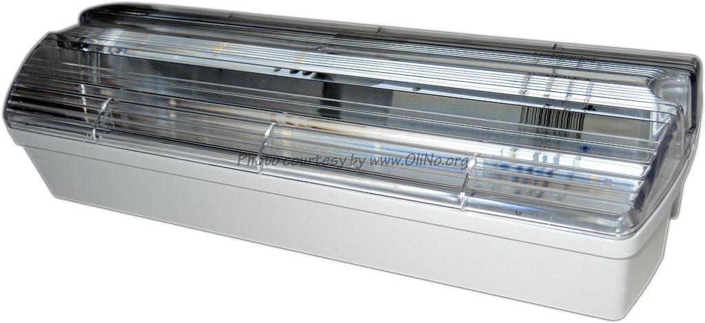Ledlighting BV - Opbouw ledarmatuur GA-18-10-prisma
