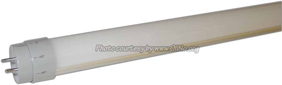 KLV Ledverlichting - Ledbuis 120cm 20W clear CW65