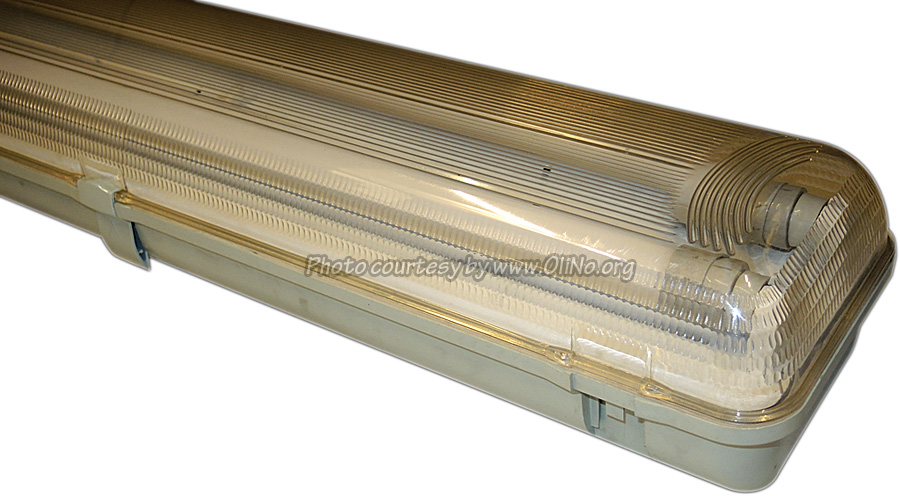 KLV Ledverlichting - ledarmatuur 150 cm opbouw met 2x5000K buizen