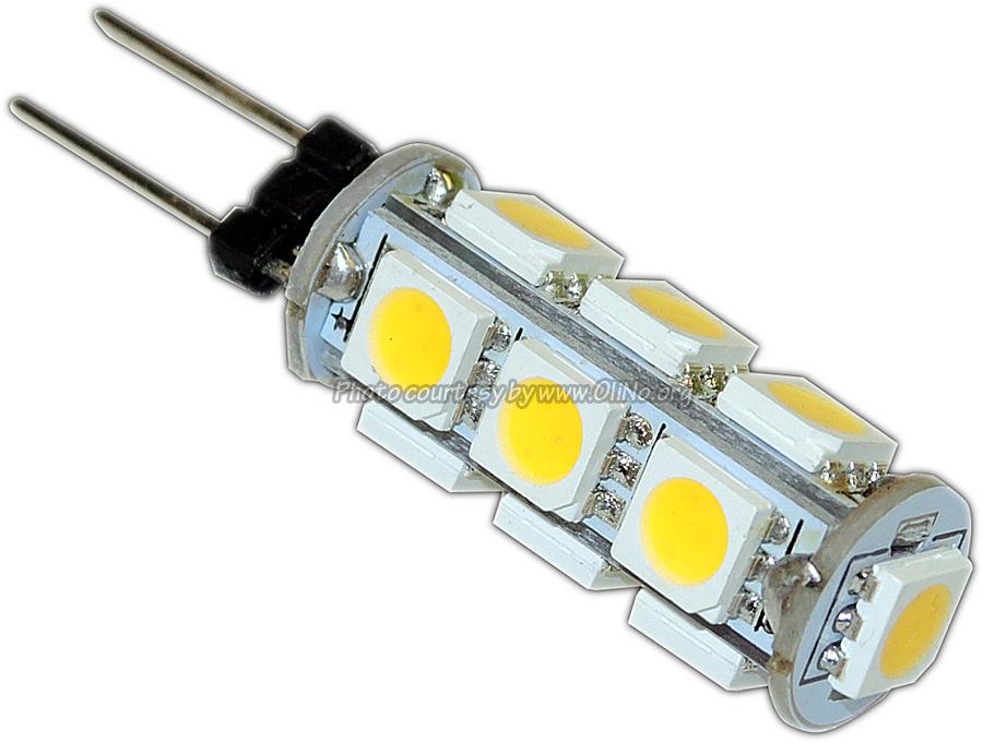 DealExtreme - 12V Ledlamp 144761