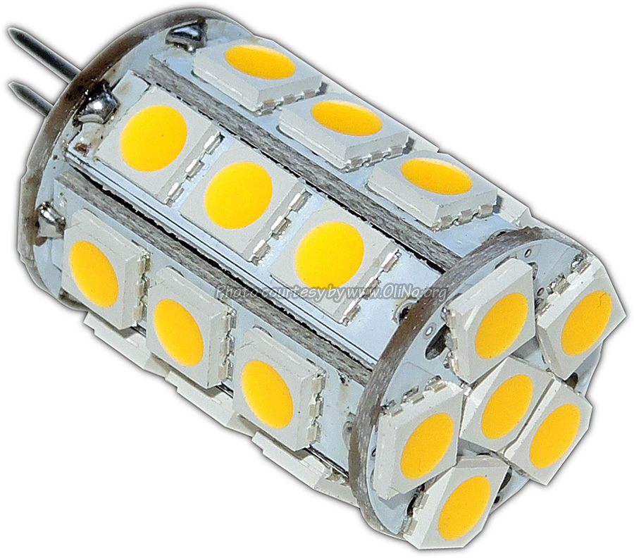 DealExtreme - 12V Led lamp 179227
