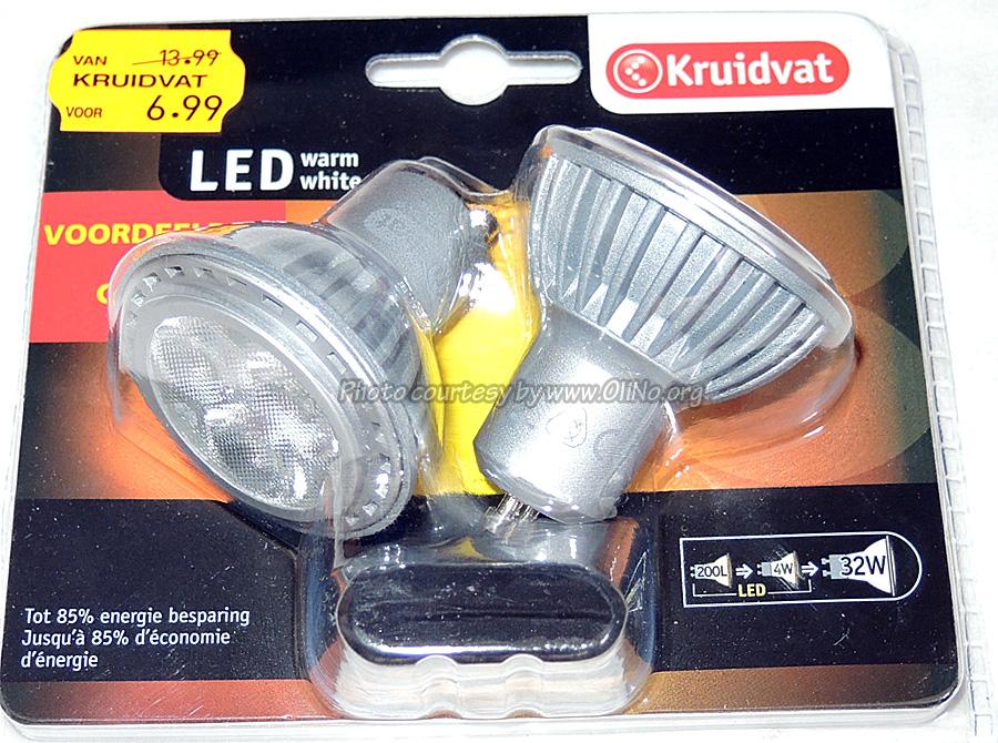 Led Lampen Kruidvat : Kruidvat u gu ledlamp w lampmetingen olino