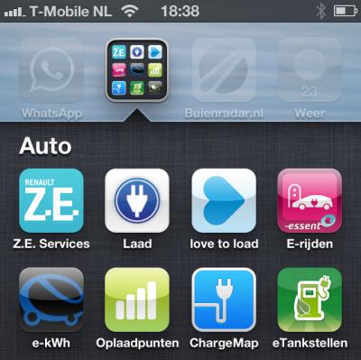 Telefoon Apps