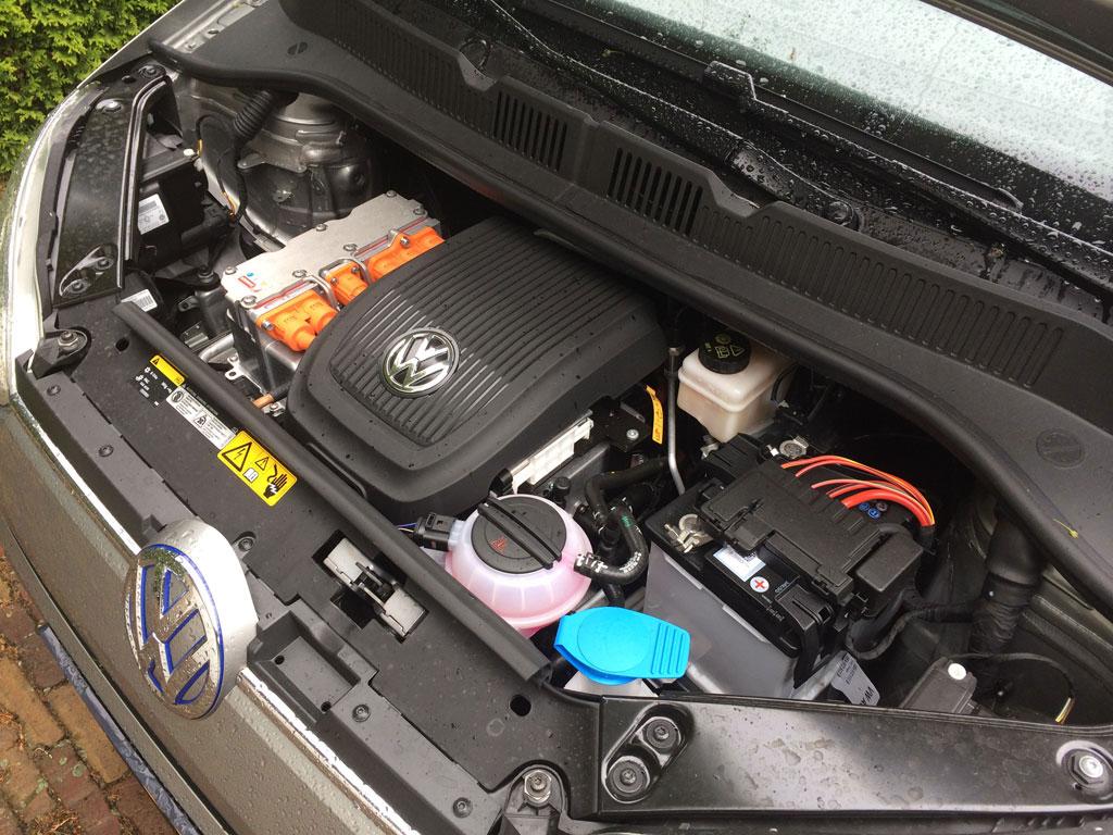 Review Van De 100 Elektrische Volkswagen E Up Transport Olino