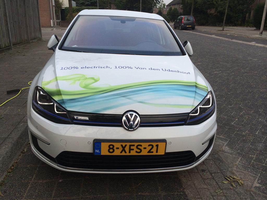 Review Van De 100 Elektrische Volkswagen E Golf Transport Olino