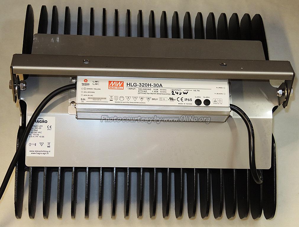 Hagro Agri B.V. – Hagro Premium LED 240 W | OliNo
