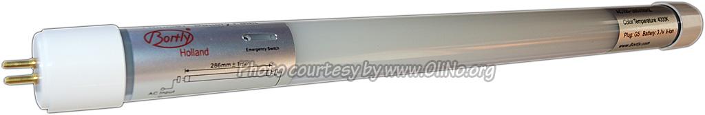 Bortly Holland B2B-Light -  TE1101 Bortly Emergency Led Tube 4 Watt  (8 Watt replacement)