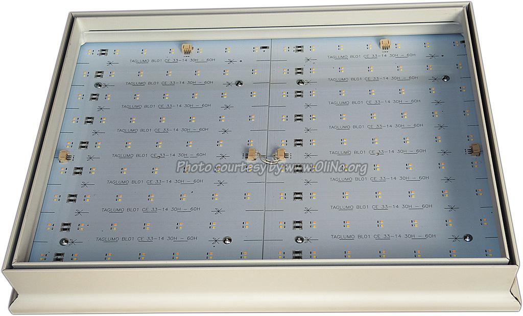 Taglumo Lighting - LEDframe 56-0,6000K