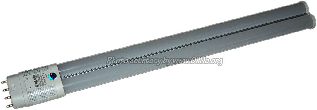 Saled - LED PS-L HP 2G11 4-pins 18w 4000K 270gr interne driver