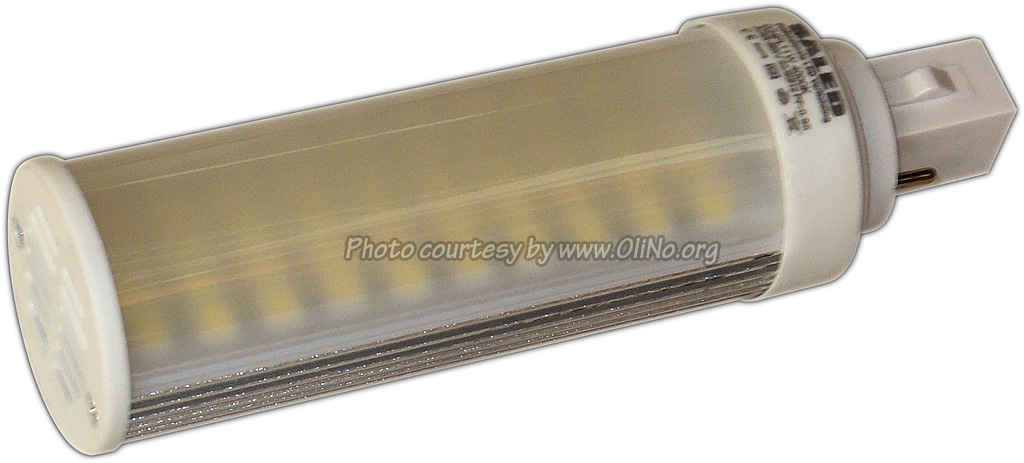 Saled - LED PS-C  G24  2-pins 11 watt 4000K