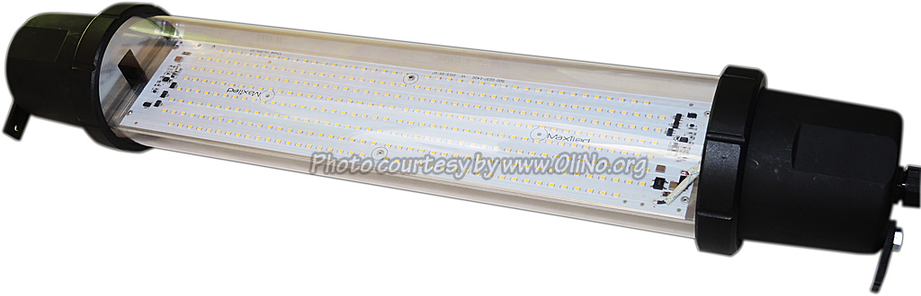 Maxibel - LED tube luminaire Cardol.