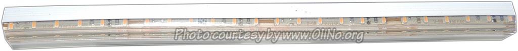 Triolight B.V. - liniLED® Side Warm White 3000K Power Short Pitch