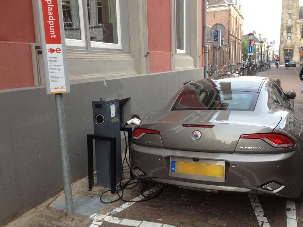 Tweedehands elektrische auto s