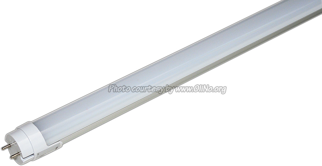 Ecolumia - LED tube 1200mm 4000K SY-T8-1200-4K-19W-HL/W