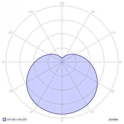 Toshiba_E27_LDA001D2710-EUC_light_diagram