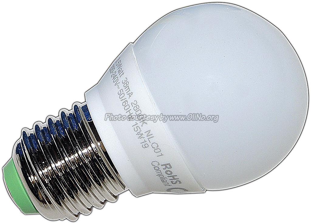 Megaman - Light bulb LG2603.5-E27-2800K